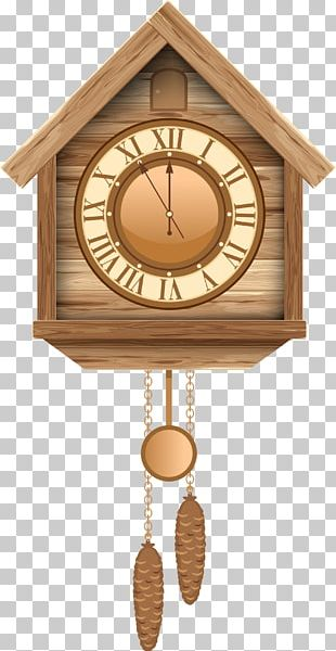 Cuckoo Clock Floor & Grandfather Clocks Alarm Clocks PNG