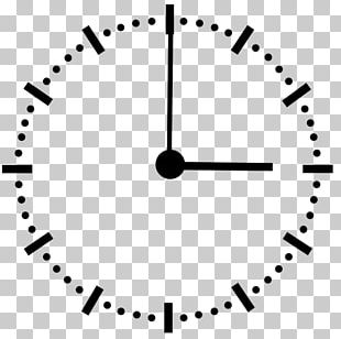 Clock Angle Problem PNG
