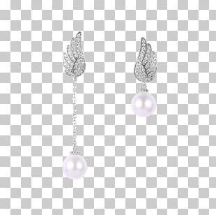 Imitation Pearl Earring Jewellery Costume Jewelry PNG