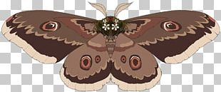 Brush-footed Butterflies Silkworm Butterfly Moth PNG