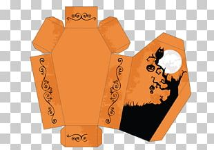 Halloween Paper Party Pumpkin Samhain PNG