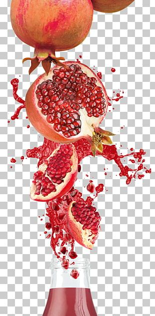 Pomegranate Juice Elche Fruit PNG