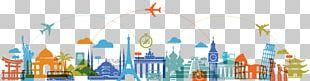 Travel Agent Celebration Travel Flight Travel Itinerary PNG