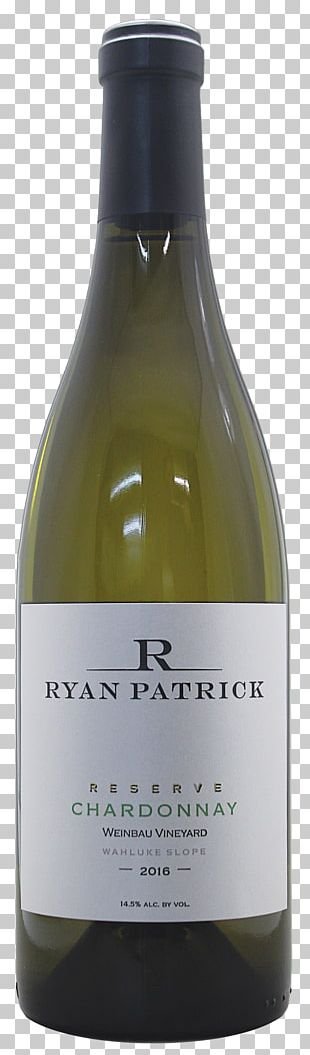 White Wine Champagne Bottle Chardonnay PNG