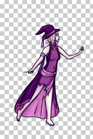 Costume Design Fairy Cartoon PNG