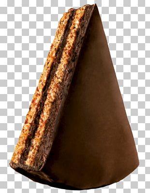 Praline Chocolate Frozen Dessert Wafer PNG