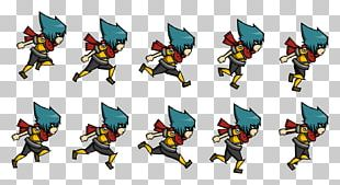 Sprite Animation 2D Computer Graphics Video Game PNG
