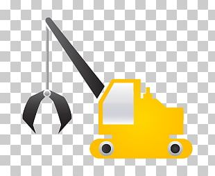 Architectural Engineering Heavy Machinery Computer Icons Crane Loader PNG