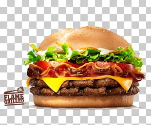 Hamburger Burger King Fast Food Veggie Burger Whopper PNG