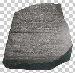 Rosetta Stone Ancient Egypt Egyptian Hieroglyphs Palermo Stone PNG