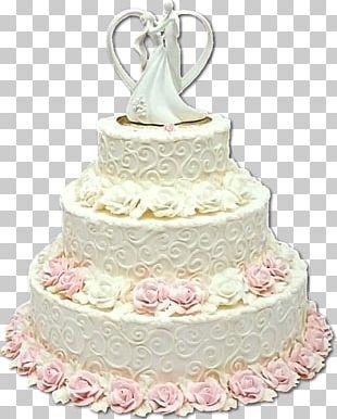 Wedding Cake Torte Birthday Cake Sugar Cake Frosting & Icing PNG