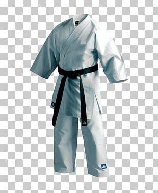 Karate Gi Keikogi Adidas World Karate Federation PNG