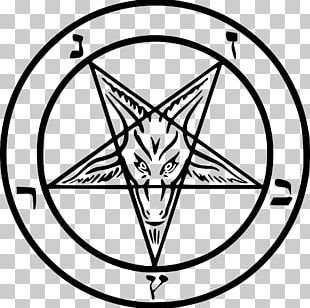 Lucifer Church Of Satan The Satanic Bible Baphomet Pentagram PNG