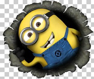 Minions Wall Decal Poster PNG