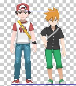 Pokémon FireRed And LeafGreen Pokémon Red And Blue Pokémon Gold And Silver Pikachu Professor Samuel Oak PNG