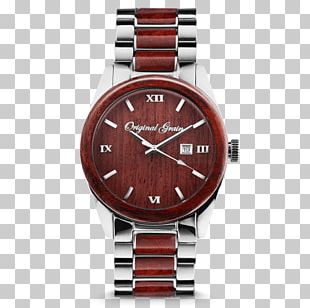 Analog Watch Original Grain Quartz Clock Bracelet PNG