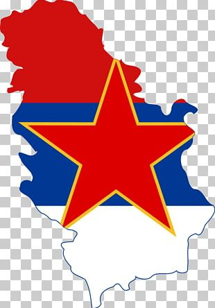 Flag Of Serbia Socialist Republic Of Serbia Serbia And Montenegro Kingdom Of Serbia PNG