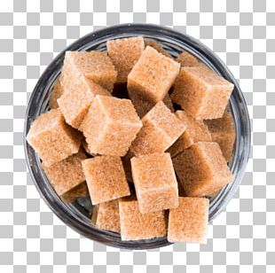 Sugar Cubes Brown Sugar Sucrose PNG