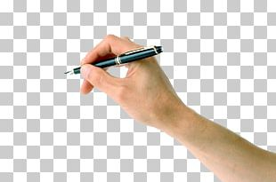 Fountain Pen Paper Drawing Hand PNG