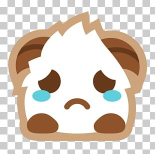 League Of Legends Discord Face With Tears Of Joy Emoji Sticker PNG