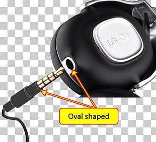 Audio Phone Connector Headphones Electrical Connector Sound PNG