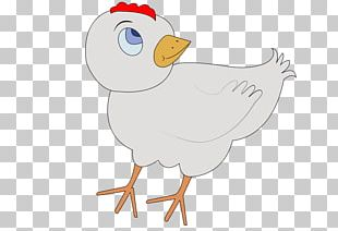 Chicken Drawing PNG