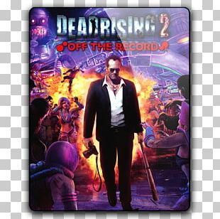 Dead Rising 2: Off The Record Frank West Xbox 360 PNG