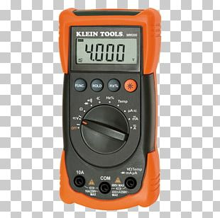 Digital Multimeter Current Clamp True RMS Converter Electronic Test Equipment PNG
