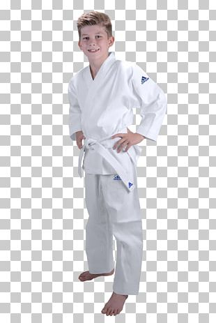 Karate Gi Judogi Uniform Martial Arts PNG