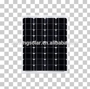 Solar Panels Monocrystalline Silicon Solar Cell Photovoltaics Solar Energy PNG