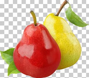European Pear Fruit Food Eating Health PNG