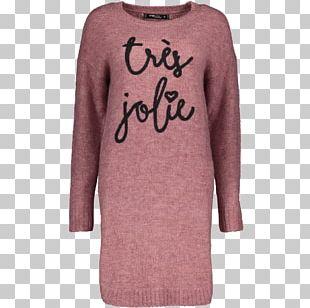 Sleeve T-shirt Fashion Dress PNG