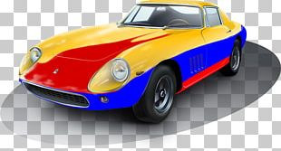 Sports Car Classic Car Convertible PNG