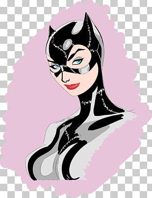 Spider-Man Catwoman Art Comic Book Comics PNG