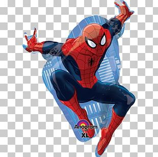 Ultimate Spider-Man Ultimate Marvel Ultimate Comics: Spider-Man Balloon PNG