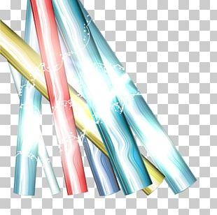 Glow Stick Fluorescence Lightning PNG