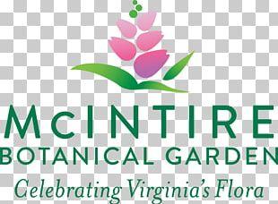 McIntire Park Logo Botanical Garden PNG