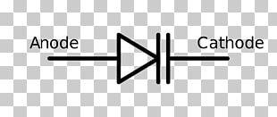 Electronic Symbol Light-emitting Diode Circuit Diagram Wiring Diagram PNG