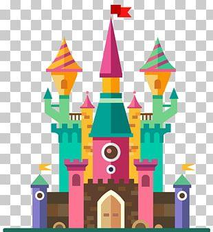 Fairy Tale Magic Illustration PNG