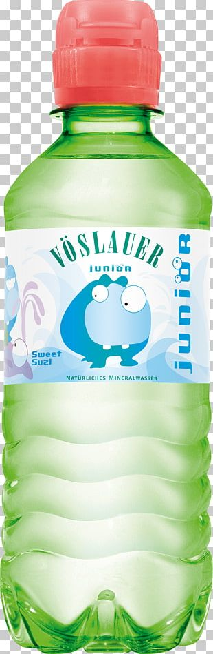 Water Bottles Plastic Bottle Vöslauer Mineral Water PNG