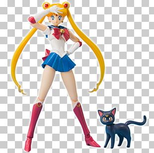 Figurine Sailor Moon Model Figure Action & Toy Figures Toei Television Production PNG