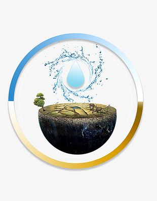 The Last Drop Of Water On Earth PNG