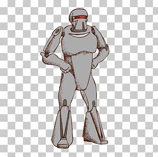 Robot Euclidean PNG
