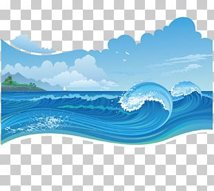 Storm Sea PNG