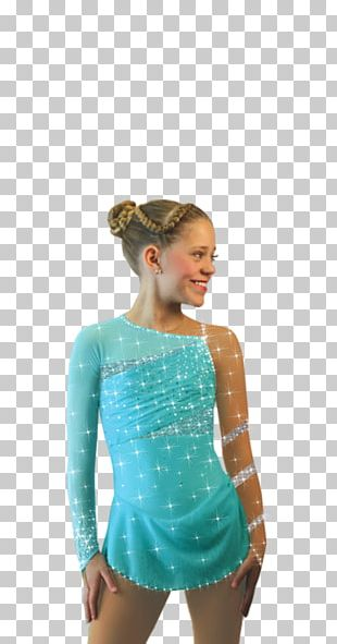 Figure Skating Competition Ice Skating Dress Ice Skates PNG