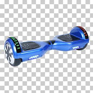 Self-balancing Scooter Balance Board Electric Vehicle Car PNG