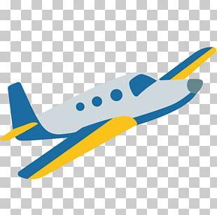 Airplane Flying Emoji Flight Emojipedia PNG