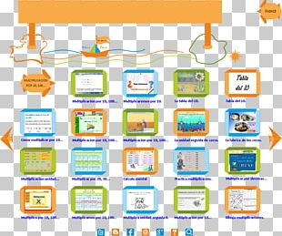 Multiplication Table Mathematics Game PNG
