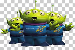 Buzz Lightyear Aliens Toy Story Pixar Extraterrestrial Life PNG