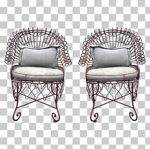 Chair Table Garden Furniture Couch PNG